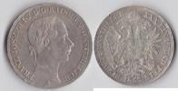 Vereinstaler 1857 A Haus Habsburg - Österreich Franz Joseph I. ss+  65,00 EUR  zzgl. 6,20 EUR Versand