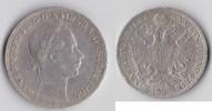 Vereinstaler 1857 A Haus Habsburg - Österreich Franz Joseph I. ss-  44,00 EUR  zzgl. 4,80 EUR Versand