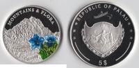 5 Dollar 2009 Palau Mountais & Flora Zugspitze PP  49,00 EUR  zzgl. 4,80 EUR Versand