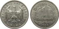 1 Mark 1938 E Drittes Reich  vz  /  vz+  40,00 EUR