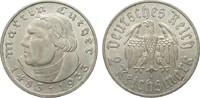 2 Mark Luther 1933 A Drittes Reich  besser als vorzüglich  34,00 EUR