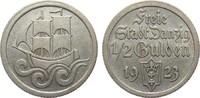 1/2 Gulden Danzig 1923 Kolonien und Nebengebiete  sehr schön / vorzügli... 39,00 EUR