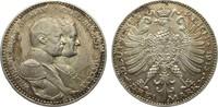 3 Mark Sachsen-Weimar-Eisenach 1915 A Kaiserreich  vorzüglich  145,00 EUR
