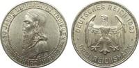 3 Mark Universität Tübingen 1927 F Weimarer Republik  wz. Flecken, wz. ... 315,00 EUR