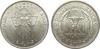 3 Mark Meissen 1929 E Weimarer Republik  besser als vorzüglich  62,00 EUR