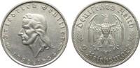 2 Mark Schiller 1934 F Drittes Reich  sehr schön / vorzüglich  48,00 EUR