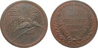 10 Pfennig Neu-Guinea 1894 A Kolonien und Nebengebiete  besser als vorz... 225,00 EUR