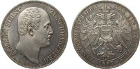 Vereinstaler Schwarzburg-Rudolstadt 1867 PCGS certified  PCGS MS62  595,00 EUR