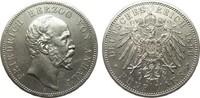 5 Mark Anhalt 1896 A Kaiserreich  vorzüglich  1950,00 EUR