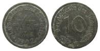 10 Pfennig Litzmannstadt 1942 Kolonien und Nebengebiete  etw. korrodier... 295,00 EUR