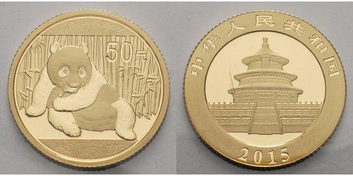 Panda-bären, 1/10 oz, 999 Gold, --mit originalem Zertifikat-- China 5