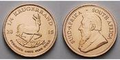 1/4 oz. 7,78g fein  22 mm Ø 1980-heute  Sü...