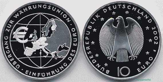 Übergang zur Währungsunion Einführung des Euro,1 Ausg in 2002 Deutsch