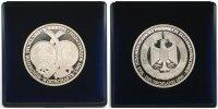Deutschland Medaille 34,75 fein 50mm Ø Medaille in Silber Deutsche Währungs-Wirtschaft-und Sozialunion 1990, inkl. Etui