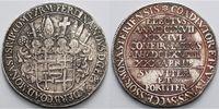Reichstaler 1668 Paderborn, Bistum Ferdina...