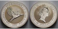 Australien 10 $,10 oz. Kookaburra