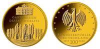 100 Euro 5 x 15,55g fein 28 mm Ø 2013 ADFGJ  Deutschland Gartenreich De... 3195,00 EUR kostenloser Versand