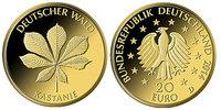 20 Euro  3, 89g  fein  17, 5 mm Ø 2014  Deutschland Deutscher Wald, Kas... 225,00 EUR  zzgl. 5,00 EUR Versand