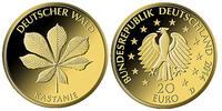20 Euro 5 x 3,89g fein 17,5 mm Ø 2014 ADFGJ  Deutschland Deutscher Wald... 1095,00 EUR kostenloser Versand