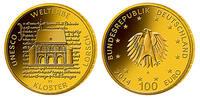 100 Euro 5 x 15,55g fein 28 mm Ø 2014 ADFGJ  Deutschland Kloster Lorsch... 3295,00 EUR kostenloser Versand