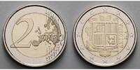2 Euro 2014 Andorra Kursmünze, 2 Euro, sofort lieferbar!!! stgl  11,80 EUR  zzgl. 3,95 EUR Versand
