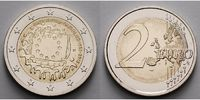 2 Euro 2015 D Deutschland 30 Jahre EU-Flagge,   Prägestätte D  absofort... 3,80 EUR