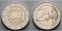 2 Euro 2015 F Deutschland 30 Jahre EU-Flagge,   Prägestätte F  absofort... 3,80 EUR