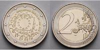 2 Euro 2015 J Deutschland 30 Jahre EU-Flagge,   Prägestätte J  absofort... 3,80 EUR