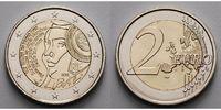 2 Euro 2015 Frankreich Föderationsfest stgl  4,70 EUR