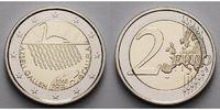 2 Euro 2015 Finnland 150. Geb. Akseli Gallen-Kallela (1865-2015), -finn... 4,90 EUR
