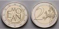 2 Euro 2015 Slowenien Emona - Ljubljana 2015 stgl  4,50 EUR