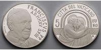 5 Euro 2015 Vatikan 14. Ordentliche Vollversammlung der Bischofssynode ... 114,50 EUR