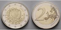 2 Euro 2015 Litauen 30 Jahre EU-Flagge 1985-2015 stgl  4,80 EUR  zzgl. 3,95 EUR Versand