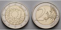2 Euro 2015 Portugal 30 Jahre EU-Flagge 1985-2015 stgl  4,90 EUR  zzgl. 3,95 EUR Versand