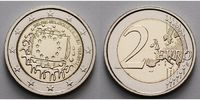 2 Euro 2015 Belgien 30 Jahre EU-Flagge 1985-2015 stgl  6,50 EUR  zzgl. 3,95 EUR Versand