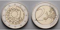 2 Euro 2015 Zypern 30 Jahre EU-Flagge 1985-2015 stgl  5,50 EUR  zzgl. 3,95 EUR Versand