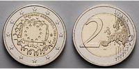 2 Euro 2015 Griechenland 30 Jahre EU-Flagge 1985-2015 stgl  4,80 EUR  zzgl. 3,95 EUR Versand