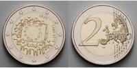 2 Euro 2015 Estland 30 Jahre EU-Flagge 1985-2015 stgl  5,60 EUR  zzgl. 3,95 EUR Versand