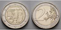 2 Euro 2016 Österreich 200 Jahre Österreichische Nationalbank stgl  4,50 EUR  zzgl. 3,95 EUR Versand