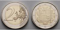 2 Euro 2015 Andorra Kursmünze, 2 Euro, sofort lieferbar!!! stgl  12,80 EUR  zzgl. 3,95 EUR Versand