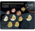 5,88 2016 A Deutschland Kursmünzensatz,   Prägestätte A stgl im Blister... 32,50 EUR  zzgl. 5,00 EUR Versand
