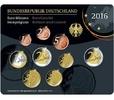 5,88 2016 D Deutschland Kursmünzensatz,    Prägestätte D stgl im Bliste... 34,50 EUR  zzgl. 5,00 EUR Versand