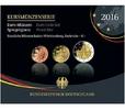 5,88 2016 G Deutschland Kursmünzensatz,   Prägestätte G  PPim Blister  38,50 EUR  zzgl. 5,00 EUR Versand