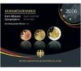 5,88 2016 J Deutschland Kursmünzensatz,   Prägestätte J  PPim Blister  34,50 EUR  zzgl. 5,00 EUR Versand