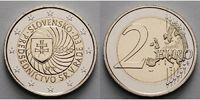2 Euro 2016 Slowakei Erste EU-Ratspräsidentschaft der Slowakei, stgl  4,50 EUR  zzgl. 3,95 EUR Versand