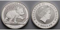 1 $ 2016 Australien Koala stgl  29,90 EUR  zzgl. 5,00 EUR Versand