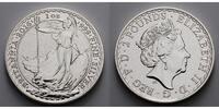 2 Pfund 2016 Großbritannien Britannia, stgl  29,95 EUR  zzgl. 5,00 EUR Versand