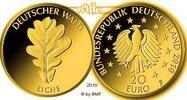 20 Euro  3,89g  fein  17,5 mm Ø 2010  Deutschland Deutscher Wald, Eiche... 320,00 EUR  zzgl. 5,00 EUR Versand