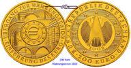 200 Euro  31, 1g  fein  32, 5 mm Ø 2002F  Deutschland Einführung des Eu... 2099,00 EUR kostenloser Versand