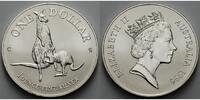 Australien 1 $ Känguruh